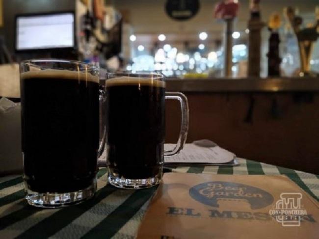 El Mesón Beer Garden