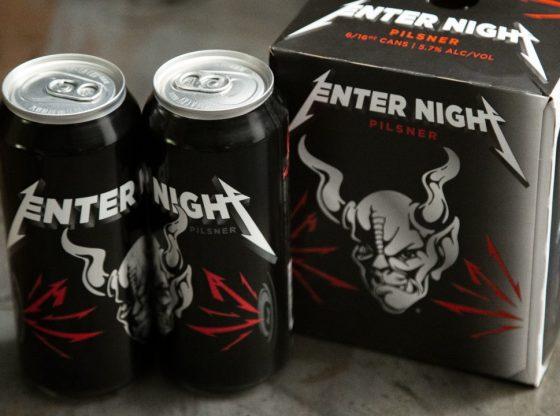 Metallica Cerveza