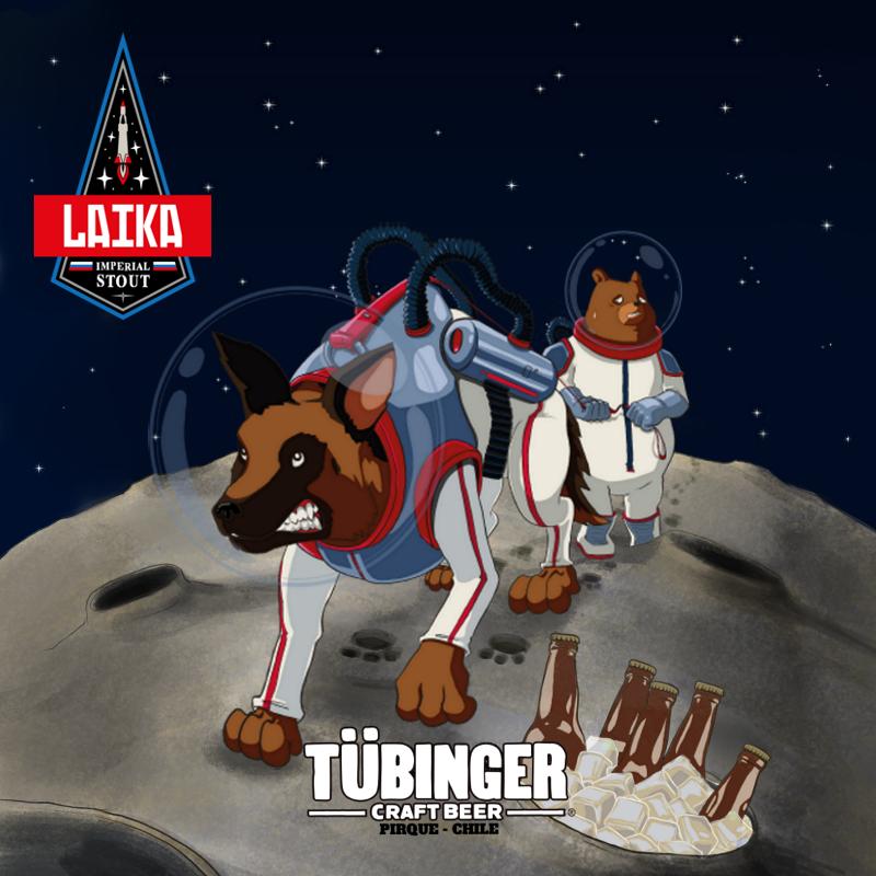 Tübinger-laika