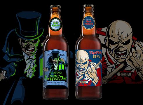 Iron Maiden Cervezas