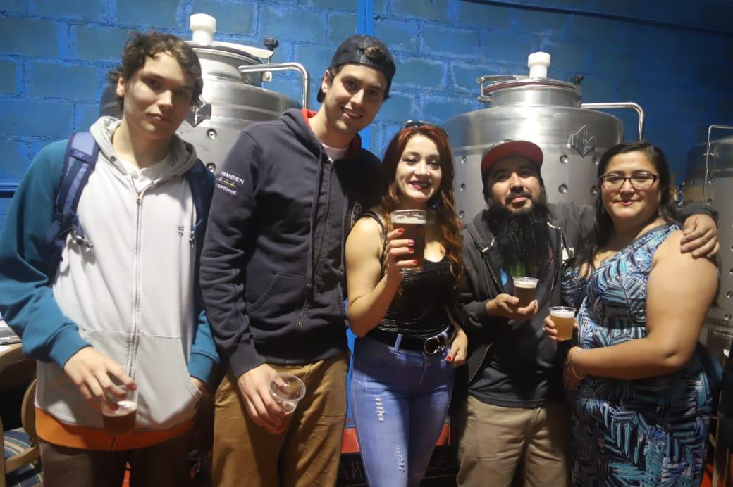 Somos Artesanales Brewing
