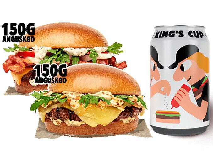 Cerveza Burger King