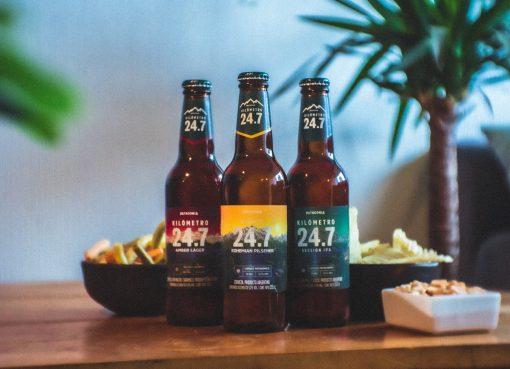 Cerveza Kilómetro 24.7