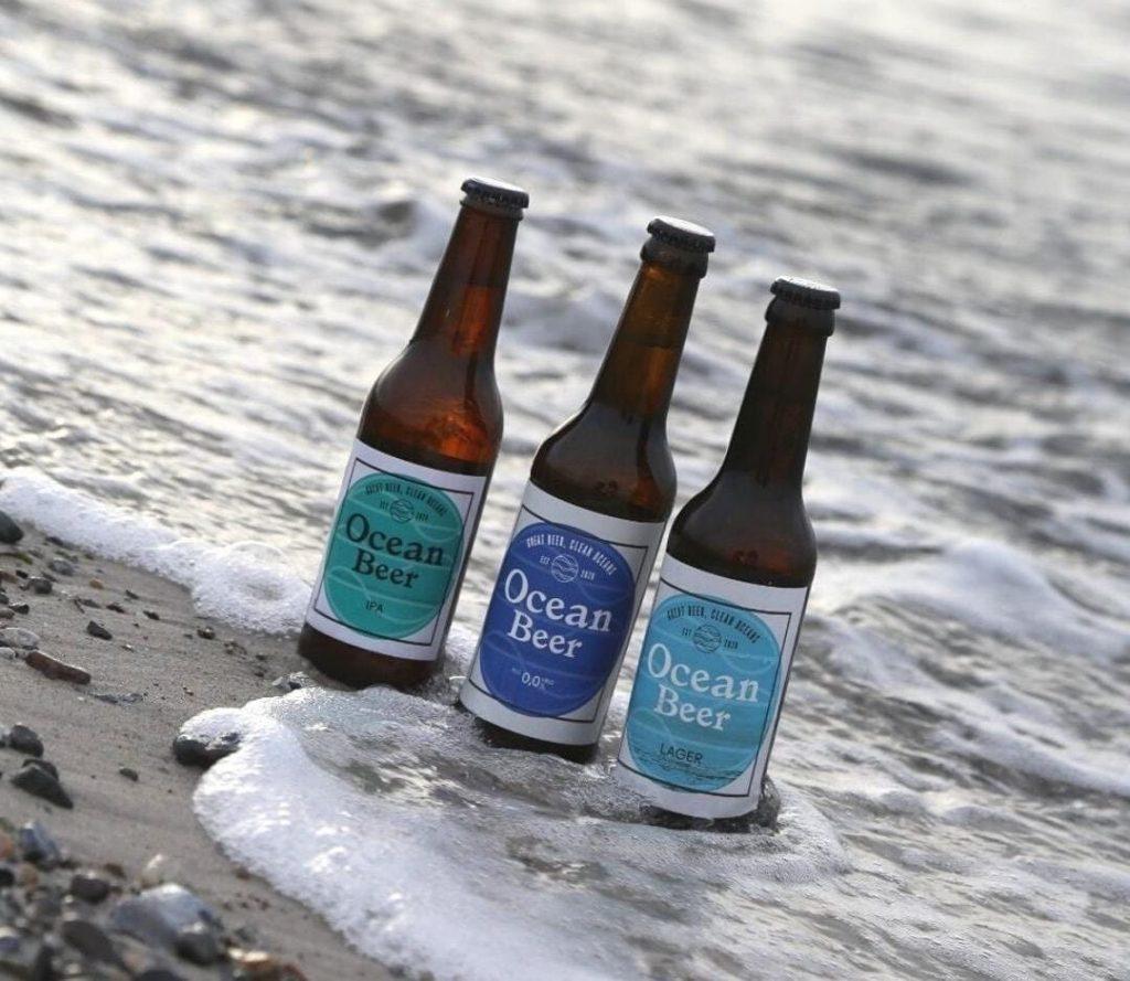Cerveza Océanos