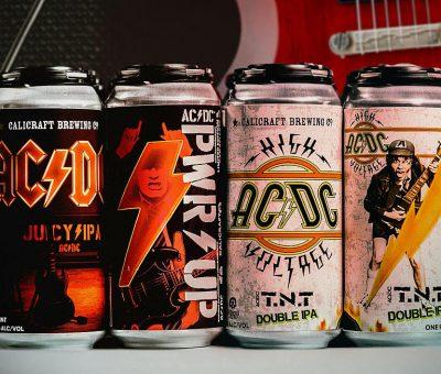 AC/DC cerveza