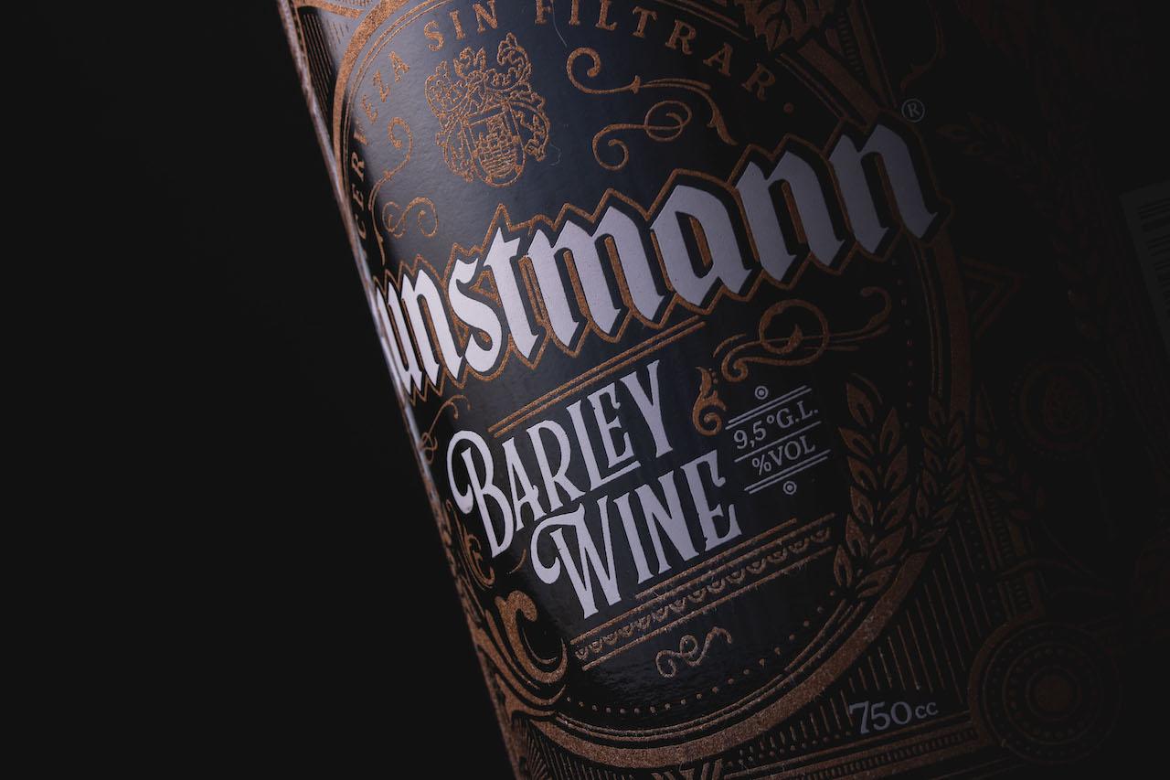 Kunstmann Barley Wine: la nueva cerveza de guarda similar al vino